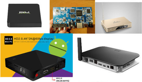 List of Rockchip RK3368 Android mini PCs | Embedded Systems News | Scoop.it