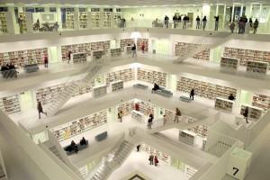 15 super unique libraries around the world [PICs] | Matador Network | Libraries and Books | Scoop.it