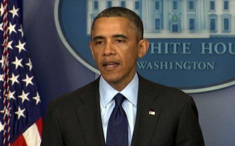 Barack Obama: Boston Marathon bombings victims' families deserve answers - Telegraph   Barack Obama News   Scoop.it