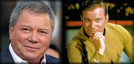 William Shatner | Fantascienza | Scoop.it