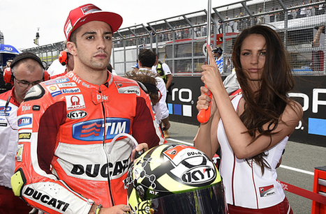 MotoGP news: MotoGP rider Andrea Iannone's shoulder injury 'back to square one' | Ductalk Ducati News | Scoop.it