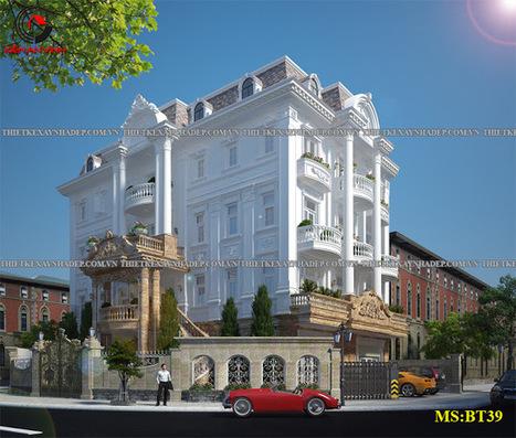 5 mẫu thiết kế nhà đẹp đẳng cấp bạn không thể bỏ lỡ | ban buon quan ao tre em xuat khau | Scoop.it