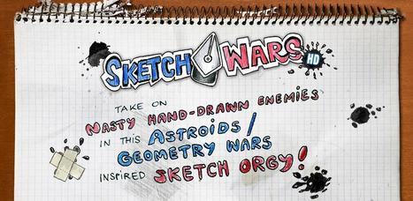 SketchWars HD - Android Market | Android Apps | Scoop.it