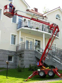 Spider Lift Hire | Spider Lift Hire | Scoop.it