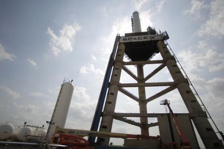 Earthquake-like tremors felt near Central Texas SpaceX facility | The NewSpace Daily | Scoop.it