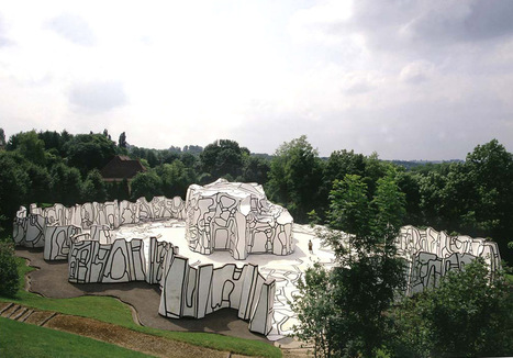 "Jean Dubuffet: ""the Falbala Closerie"" 