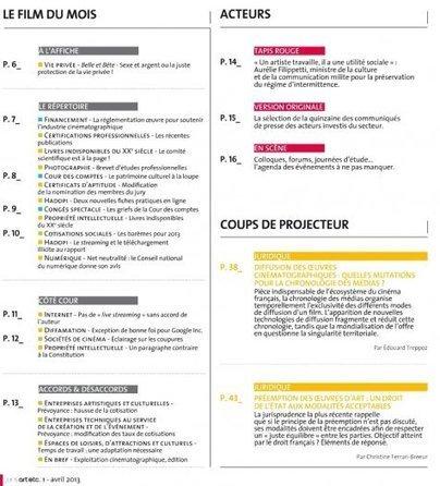 Dalloz lance la revue Juris art etc. | Gestion des industries culturelles | Scoop.it
