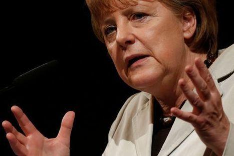 Merkel persiste à préconiser l'austérité en Grèce | ECONOMIE ET POLITIQUE | Scoop.it