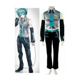 Vocaloid Hatsune Mikuo Formula Cosplay Costume -- CosplayDeal.com | Cosplay Costumes at CosplayDeal.com | Scoop.it