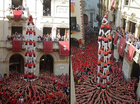 Santa Úrsula (Valls) 2014, feria y castells | Castells | Scoop.it