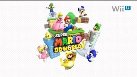 Super Mario World 3D introduction video Trailer | Ganewo : All the news of the Video Game | Super Mario 3D World | Scoop.it