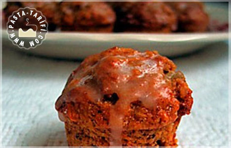Elmalı ve Havuçlu Kek   Kek Tarifleri   Scoop.it