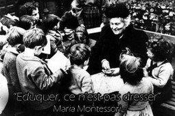 Comprendre la Pédagogie Montessori – Super Vidéo!Envie de Grandir Envie de Grandir | Montessori | Scoop.it