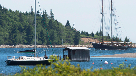 From Bluenose to 'Boondoggle' in Lunenburg - Macleans.ca | Nova Scotia Fishing | Scoop.it