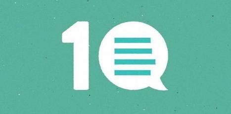 10 conseils e-learning à retenir | Veille et innovation pédagogique par Jean-Paul Pinte | Scoop.it