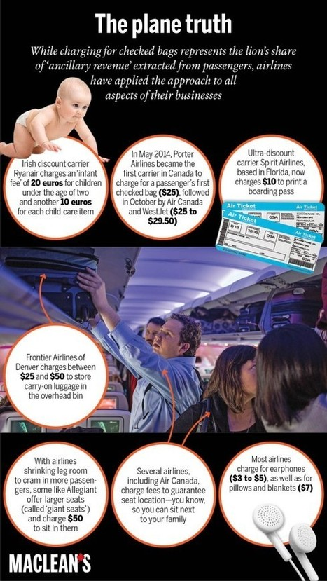 Carry-on chaos: The evil genius of airlines | The Internal Consultant - Airlines & Aviation | Scoop.it