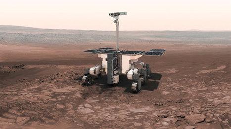 Airbus Defence and Space inaugura la ampliación de la avanzada área de pruebas Mars Yard   Flying Today   Flying Today   Scoop.it