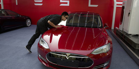 Automobile : Tesla dans la galère chinoise | China, Innovation & entrepreneurship | Scoop.it