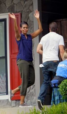 Michelle Obama helps build home for homeless women veterans | On The Block | an SFGate.com blog | michelle O | Scoop.it