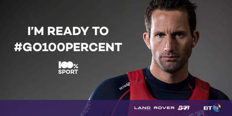 Land Rover & BT sponsor sustainable sailing | Inspiring Sustainable Sport | Scoop.it
