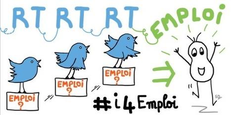 Changer l'emploi avec #i4Emploi ou le pouvoir du # - Mère et fille 2.0 | La révolution numérique - Digital Revolution | Scoop.it