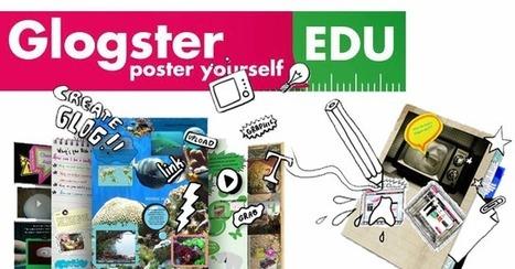 Glogster EDU. Para hacer murales. | Enlaces para el aula de sexto.Herramientas web 2.0 | Scoop.it