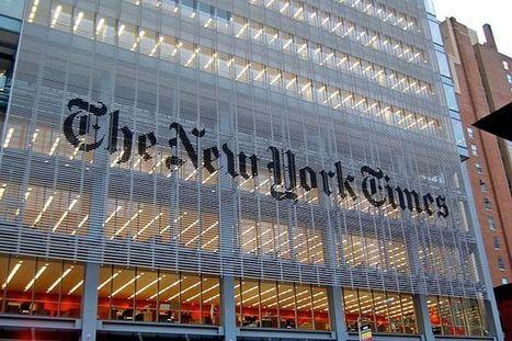 Le New York Times parie sur la publicité native | E-Commerce | Scoop.it