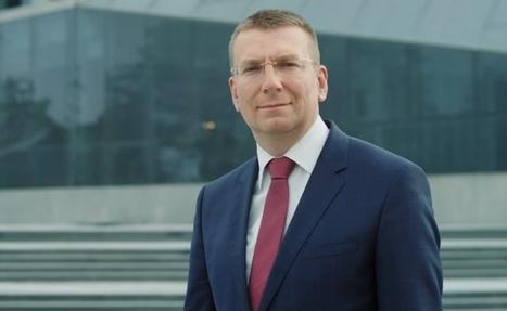 Le ministre des Affaires étrangères de Lettonie fait son coming-out   16s3d: Bestioles, opinions & pétitions   Scoop.it