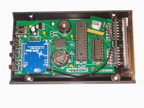 Modding WiFiChron with GPS or Bluetooth | Raspberry Pi | Scoop.it