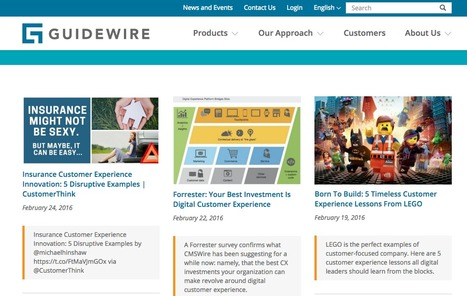 Guidewire | Showcase of custom topics | Scoop.it