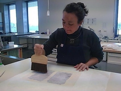 Bathing at the National Library….. « Behind the scenes | Random cool stuff about libraries | Scoop.it