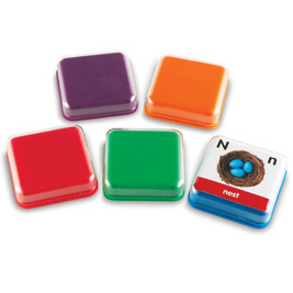 Talk Block™, Set of 5 - Learning Resources®   Digital Toys   Scoop.it