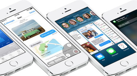 iOS 8 vs. Android 4.4: Does Apple finally have the edge? | Apple | Scoop.it