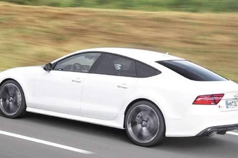 Road test: Audi RS Q3/Audi RS 7 Sportback | Mobiliteit in de 21ste eeuw | Scoop.it