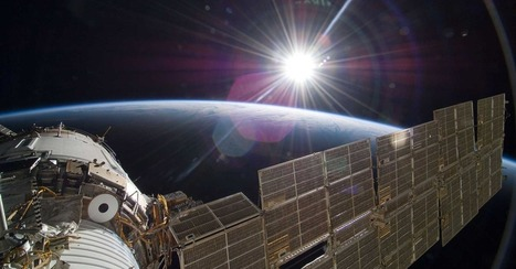 NASA's Real 'Gravity' Photos Will Blow You Away | Sciences Extra | Scoop.it