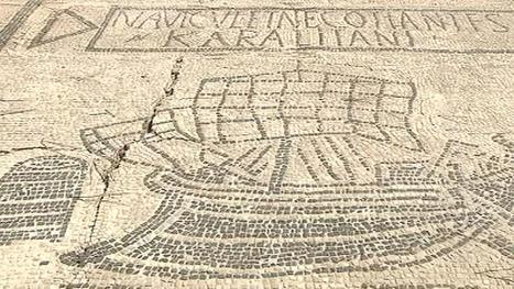 Excavaciones arqueológicas revelan la magnitud del yacimiento de Ostia Antica, Noticias 24 horas - RTVE.es A la Carta   Mundo Clásico   Scoop.it
