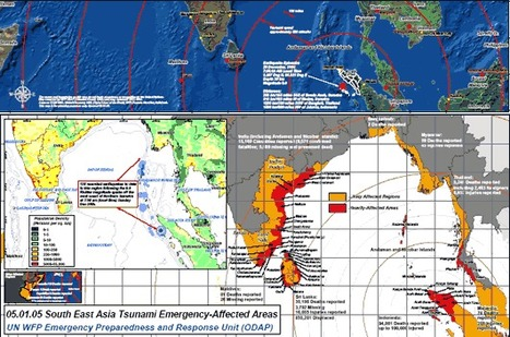 Uses of geospatial and GIS applications against disaster | AP Human Geography Education | Scoop.it