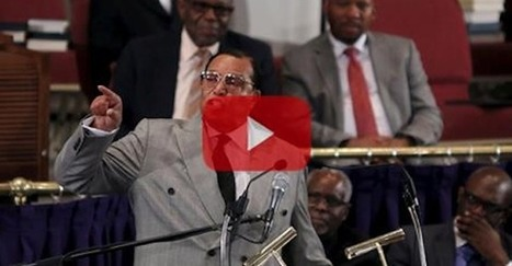 'STALK THEM, KILL THEM' Farrakhan Says, Calling For 10,000 Volunteers To KILL WHITES | Criminal Justice in America | Scoop.it