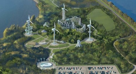 Wind powered amusement park teaches visitors about sustainability | ekokooistra | Scoop.it