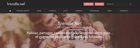 Trendle, le réseau social pour les fans de mode - madmoiZelle.com | RESEAUX SOCIAUX | Scoop.it
