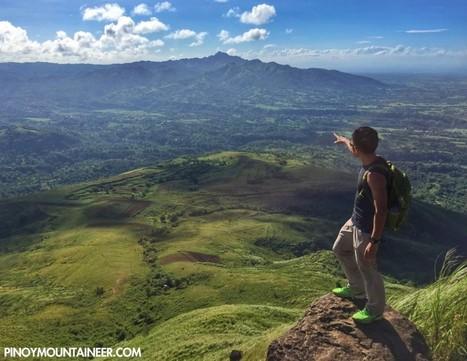 Mt. Talamitam Traverse to Mt. Apayang in Nasugbu | Philippine Travel | Scoop.it