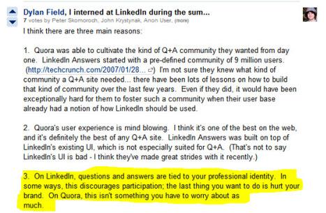 Is Quora the Next Big Social Media Site? Elijah Young says no. Social Media Examiner | Brand & Content Curation | Scoop.it