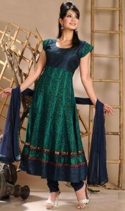 Anarkali Salwar Kameez is Highly inVogue | Anarkali Salwar Kameez | Scoop.it