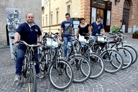 Bici elettriche in piazza,  commercianti entusiasti | Cronache Maceratesi | biciclette elettriche | Scoop.it