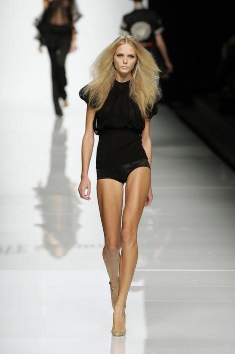 Nastya Kunskaya | fashion | Scoop.it