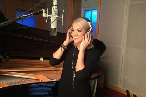 Carrie Underwood Records New Opening Theme for 'Sunday Night Football' | Country Music Today | Scoop.it