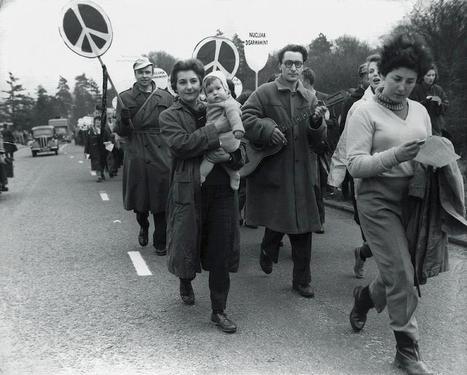 Synbol míru platí už pětapadesát let | politicz | Scoop.it