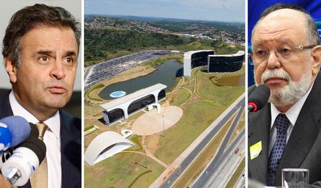 Léo Pinheiro, da OAS: Aécio cobrou propina de 3% na Cidade Administrativa | EVS NOTÍCIAS... | Scoop.it