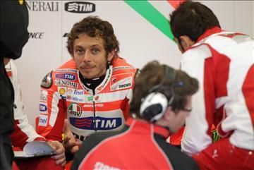 Valentino Rossi to race Ferrari at Monza | MotoGP News | Apr 2012 | Crash.Net | Ductalk Ducati News | Scoop.it