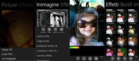 Pictures Lab: Il popolare editor di immagini per Windows Phone si aggiorna alla versione 5.4 | Italy loves WP8 | Scoop.it